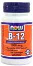 Vitamin B-12 1000mcg - 100 Chewable Lozenges
