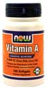 Vitamin A 25,000 IU - 100 Softgels