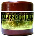 Collagen & Vitamin E Tepezcohuite Cream 60 grams