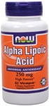 Alpha Lipoic Acid 250mg 60Vcap