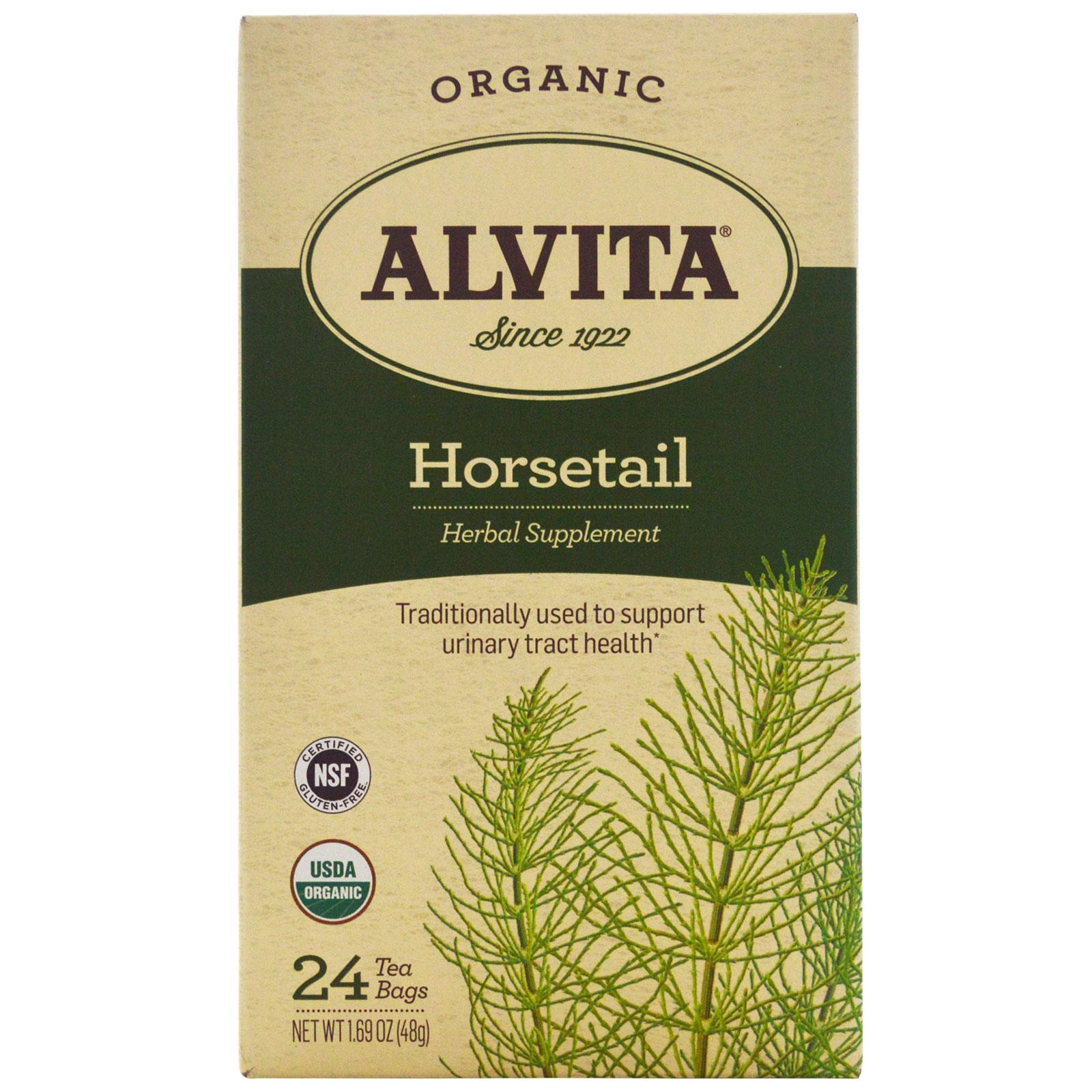 Alvita Tea Horsetail Grass 24 bags