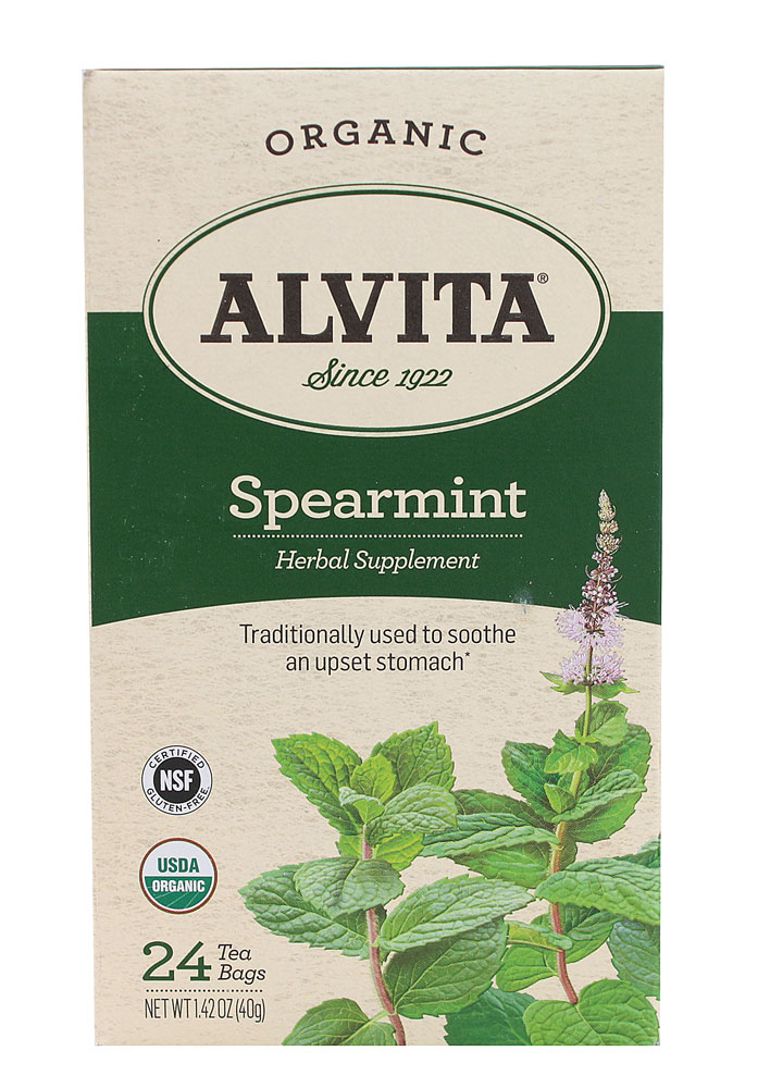 Alvita Tea Spearmint 30 bags
