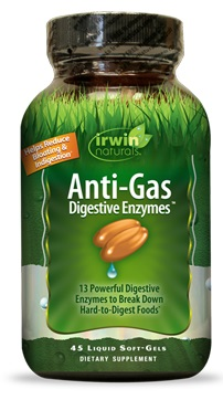Anti Gas Enzymes