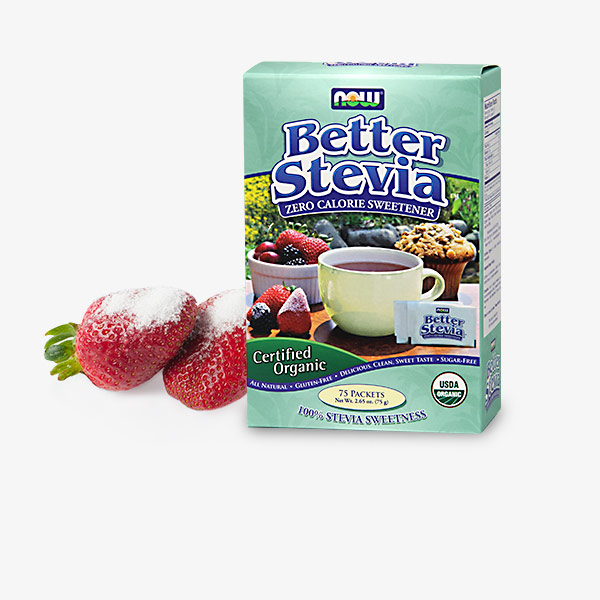 Better Stevia Packets