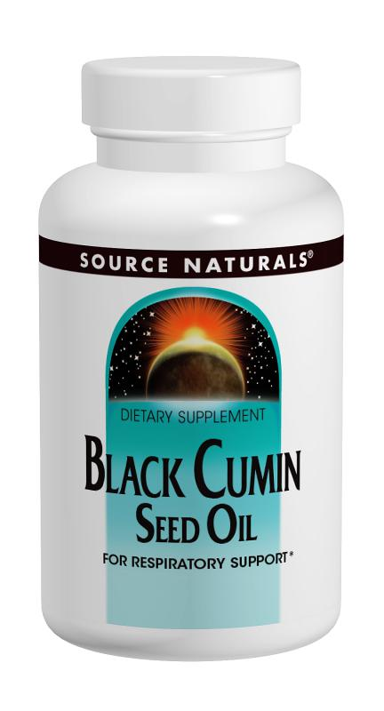 Black Cumin Seed Oil 60 Softgels