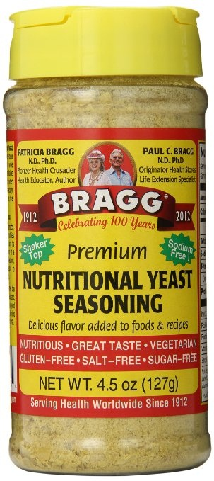 Bragg Yeast Nutritional Flakes