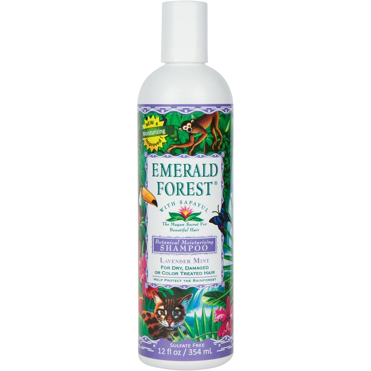 Emerald Forest Shampoo Lavender Mint