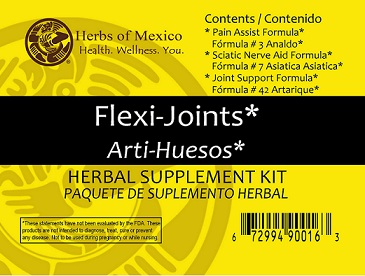 Flexy Joints Kit