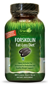 Forskolin Fat Loss Diet 60ct