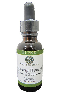 Ginseng Energy Herbal Ext. Formula / Formula Ext. Herbal Ginseng