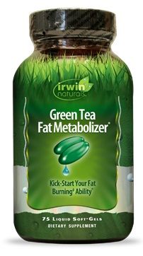 Green Tea Fat Metabolizer Irwin Naturals