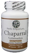 Capsulas de Chaparral 90ct 450mg
