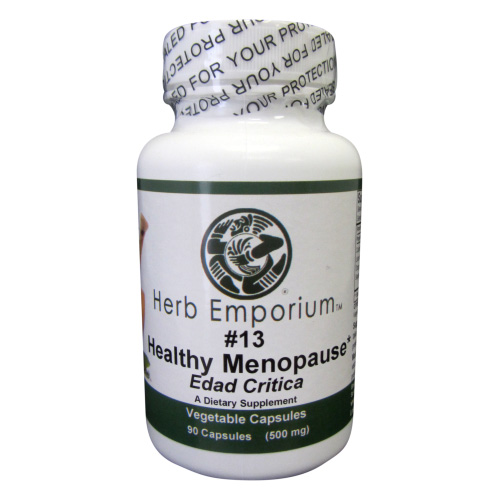 Formula # 13 Menopause Support 90 Vegetable Capsules