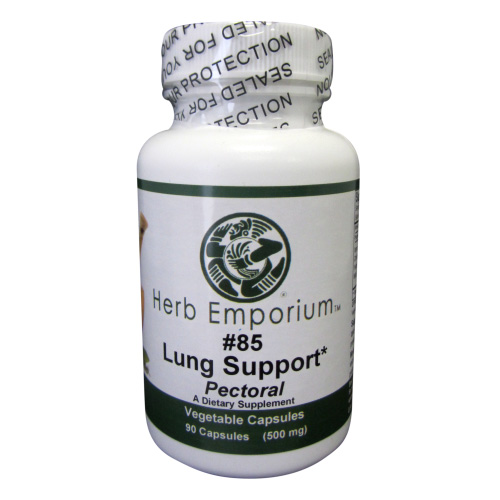 Formula #85 Lung Support 90 Vegetable Capsules