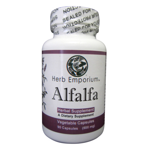 Alfalfa Capsules 90 ct 450mg