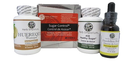 Herbal Sugar Control Kit