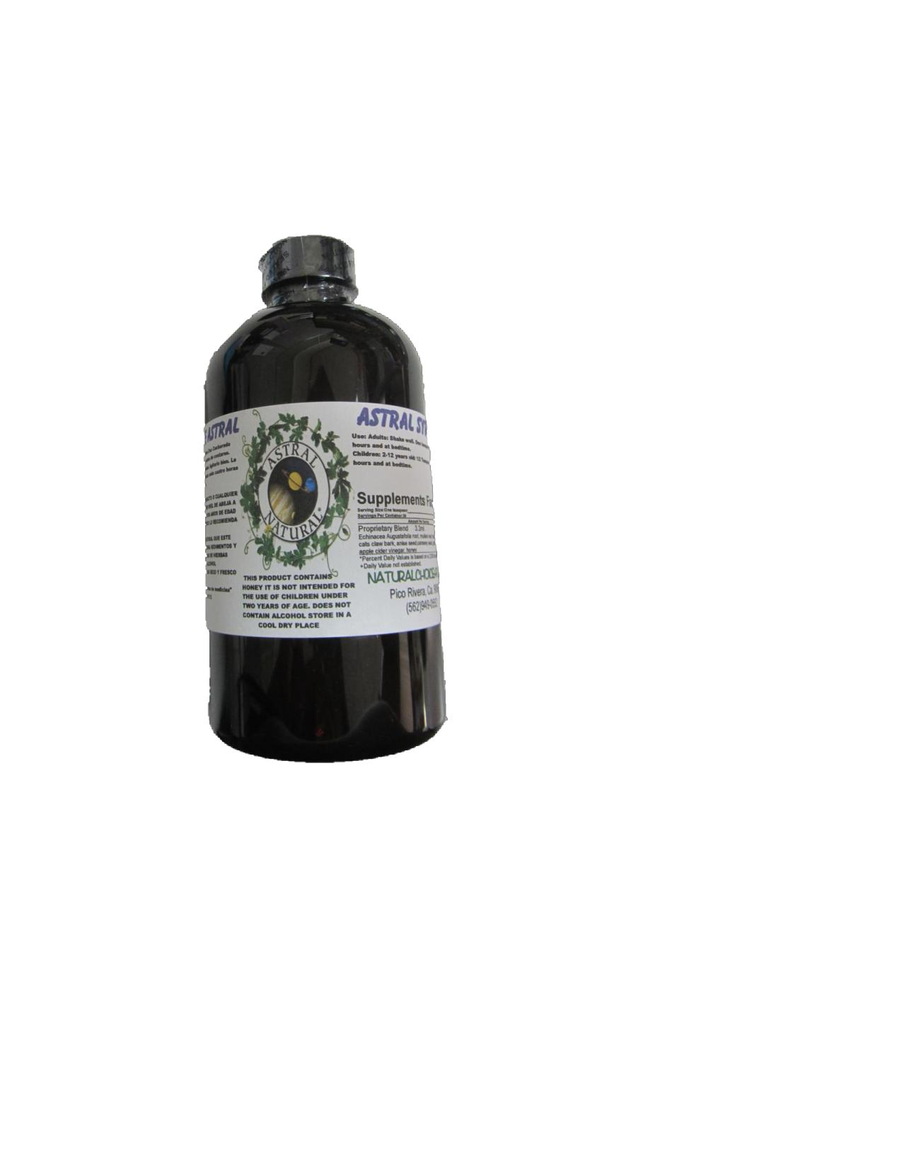 Astral Syrup 8 oz