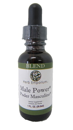 Male Power Herbal Ext. Formula / Formula Ext. Herbal Poder Mascu