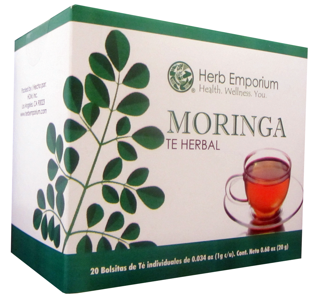 Moringa Tea Bags by Herbs of Mexico