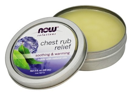 Now Chest Rub Relief