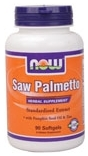 Now Saw Palmetto Extract with Pumpkin and Zinc