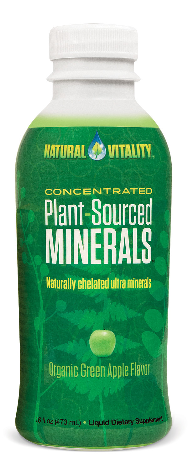 Plant Sourced Minerals 16 oz
