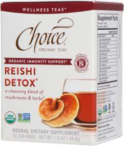 Reishi Detox Wellness Tea