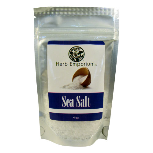 Sea Salt Pouch