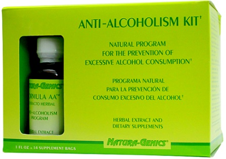 Anti-Alcoholism Kit