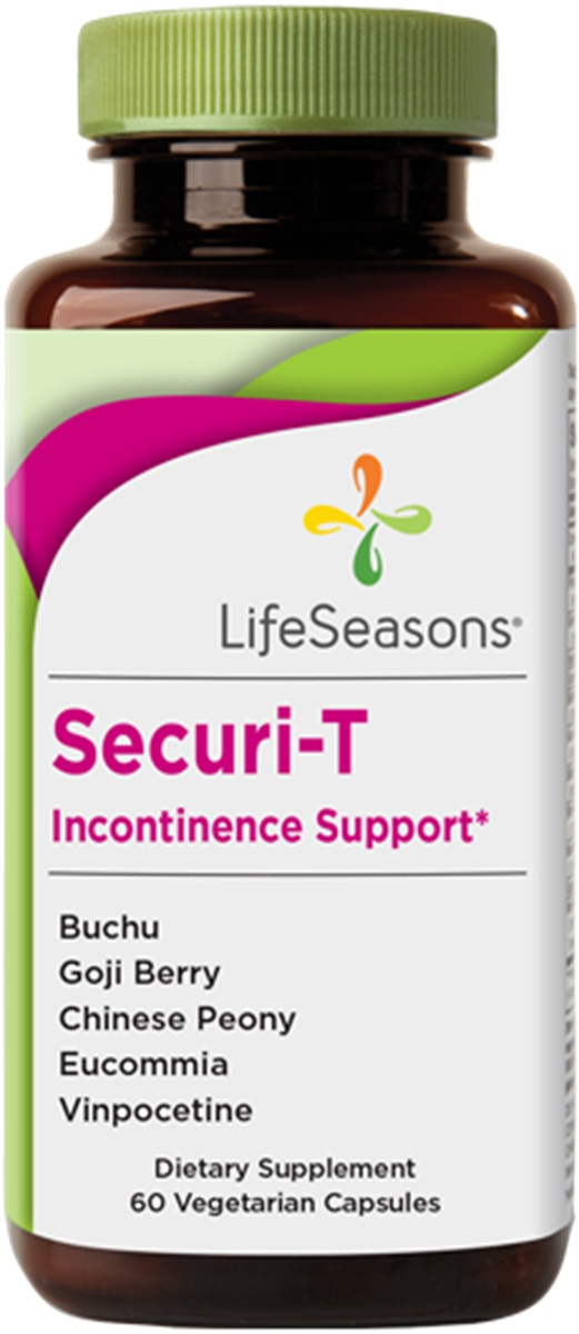 Securi-T Incontinence Support 60 caps LifeSeasons