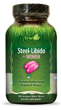 Steel Libido for Women Irwin Naturals