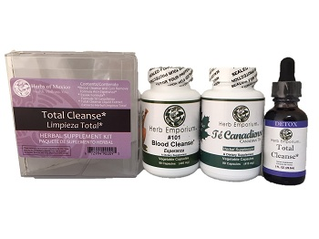 Total Cleanse Kit