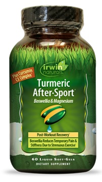 Turmeric After Sport