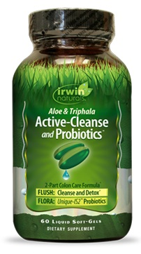 Active Cleanse and Probiotics 60ct
