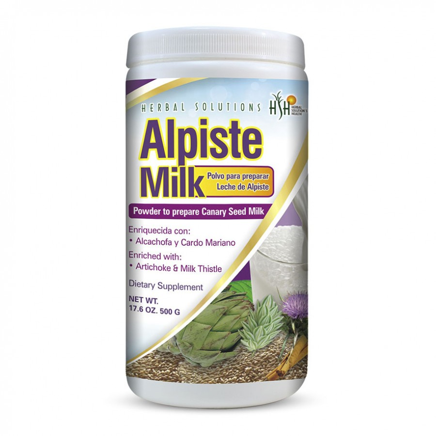 Alpiste Milk 17.6oz