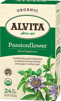 Alvita Tea Passion Flower 24 bags