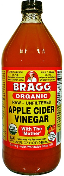 Apple Cider Vinegar 32oz.