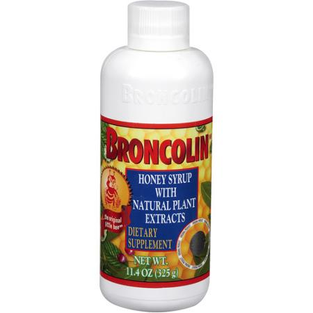 Broncolin 11.04oz regular