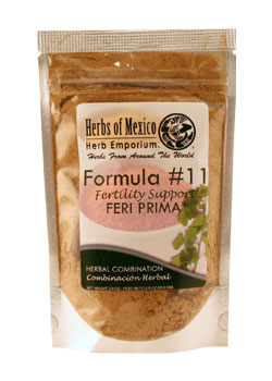 Formula # 11 Fertility Support Stand Up Pouch 2oz
