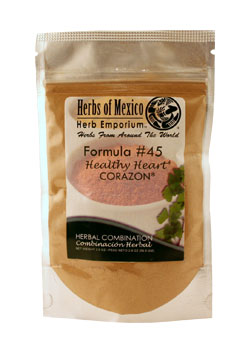 Formula #45 Healthy Heart Stand Up Pouch 2oz