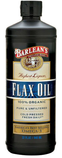Barlean's Flax Oil 16oz High Lignan