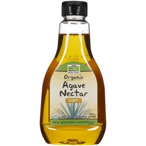Agave Nectar Light 23.28 oz by NOW