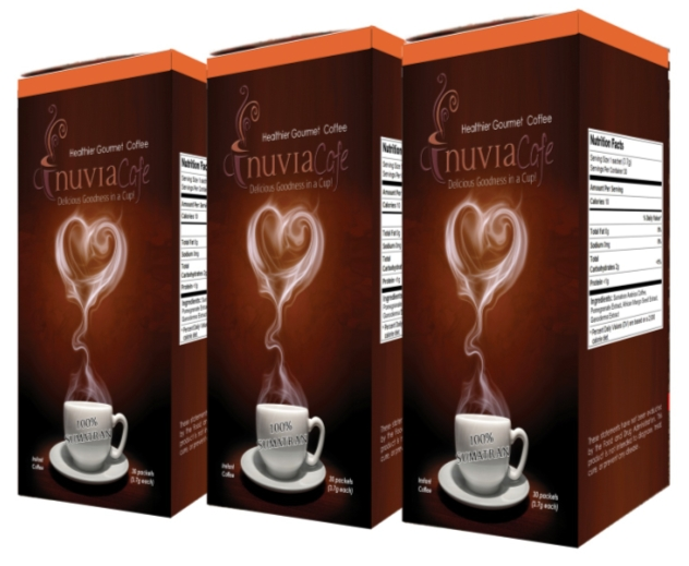 Nuvia Cafe Box of 30 packets