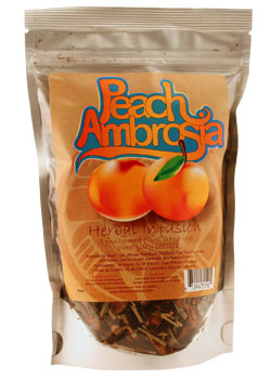 Peach Ambrosia Tea Blend 4 oz