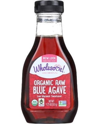 Organic Raw Blue Agave 11.75oz