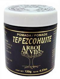Tepezcohuite Pomade (Arbol de Vida) 4.23 oz