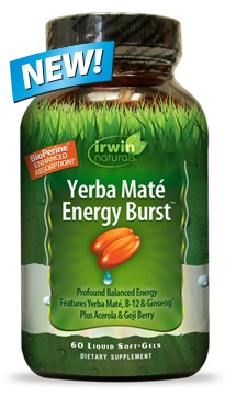 Yerba Mate Energy Burst